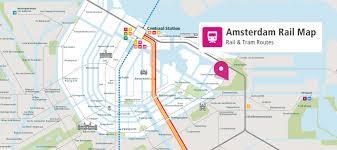 Ireland Rail Map Urban Map Smart City Guide