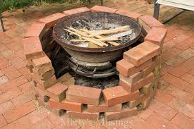 How To Build A Fire Pit In The Backyard by Budget Friendly Backyard Patio Ideas