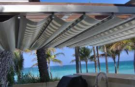 decor retractable roof systems with pergola canopy design ideas