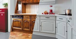 renover meubles de cuisine renovation meuble cuisine en chene 1 r233nover sa cuisine