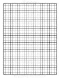blank grid worksheet graph paper template 8 5x11 letter printable pdf