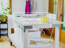 sewing cutting table ikea diy sewing table sewing table with storage sewing table with storage