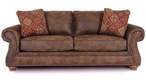 queen size sleeper sofa brown leather sleeper sofa queen ansugallery com