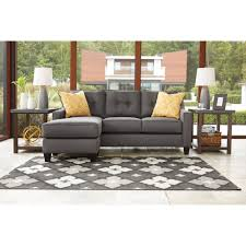 Reversible Sectional Sofa Furniture Sofa With Movable Chaise Reversible Sectional Sofa