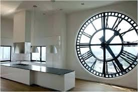 horloge cuisine design montre de cuisine gallery of horloge de cuisine design horloge