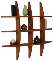 Modern Wooden Shelf Design by Wall Shelves Design New Collection Wall Display Shelves For