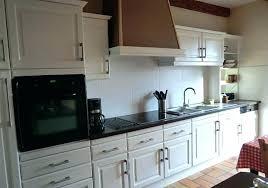 renovation cuisine rustique repeindre cuisine rustique argileo