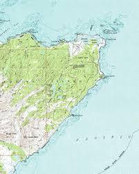 Alaska Topo Maps by Kodiak Alaska Military History Maps