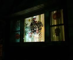 Halloween Window Lights Decorations - halloween window painting decorations 4 steps