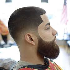 taper haircut with lineup latest men haircuts