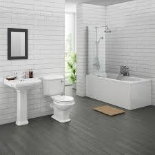 Bathroom Suites Ideas Gray And Blue Bathroom Ideas Bathroom Decor