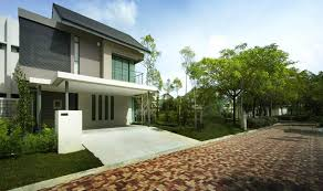 Modern Home Design Malaysia by Detached House Plans Malaysia