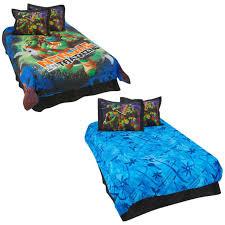 Ninja Turtle Comforter Set Teenage Mutant Ninja Turtle Full Comforter Toys