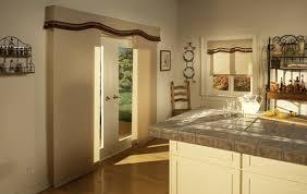 Patio Door Valance Ideas Curtains For Sliding Glass Doors According Amazing Design