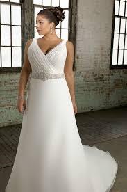 robe de mari e femme ronde robe de mariee grande taille mariage