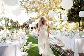 cheap weddings cheap wedding decoration photos balloons the wedding