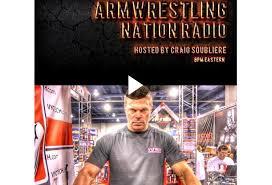 Awn Wrestling Interview John Brzenk On Arm Wrestling Nation Radio 22 June 2015