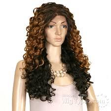 vienna marley hair isis brown sugar human hair blend seamless lace wig bs505 vienna