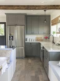 Bhg Kitchen Makeovers - kitchen makeover loving the grey cabinets bhg u0027s best diy
