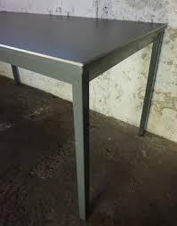 vintage bureau industrial vintage friso kramer facet table writing desk for