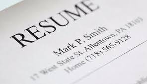 Resume Critique Resume Help Resume Critiques Resume Review Help With Your Resume