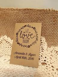 custom seed packets personalized seed packet wedding favors tomahawks info
