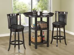 Kids Table With Storage by Bar Tables For Home Kitchen Bar Height Tables And Chairs Retro