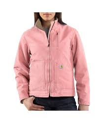 carhartt women u0027s canyon sandstone jacket super cute and it u0027s pink