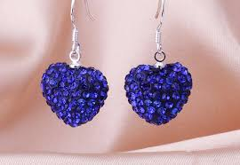 most beautiful earrings the 15 most beautiful designs of heart earrings mostbeautifulthings