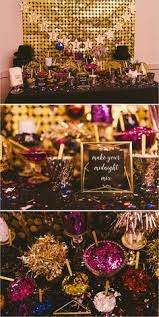 New Year Wedding Decorations by Diy New Years Eve Party Ideas Confetti Poppers Confetti And