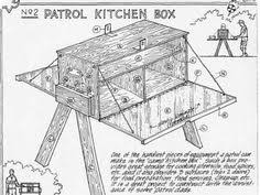 Camp Kitchen Chuck Box Plans by Mountainman U0027s Mantra Chuckbox Plans Yes I Found Them