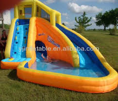 water slides the want one inflatables