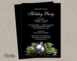 invitations printable corporate