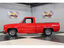 1983 Chevy Shortwide 4x4 - 1983 to 1985 chevrolet silverado for sale on classiccars com 10