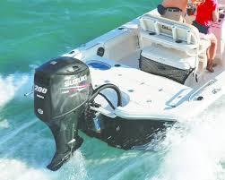 proper outboard setup