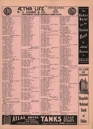 Estella Gardens Floor Plan by Dallas City Directory 1942 43 Page 1 317 The Portal To Texas