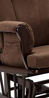 Baby Relax Glider And Ottoman Espresso Baby Relax Glider And Ottoman Espresso