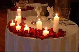 sweetheart table decor sweetheart table flower