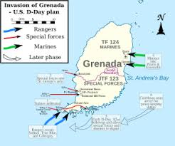 grenada location on world map grenada united states relations