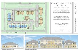 affordable housing floor plans construction on two affordable housing communities in fort myers