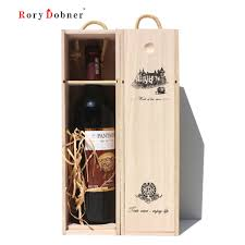 Wine Gift Boxes Wine Box 1 Bottle Wine Wine Gift Box Customization Winery