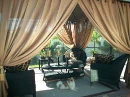 indoor patio curtains u2013 yoryor me