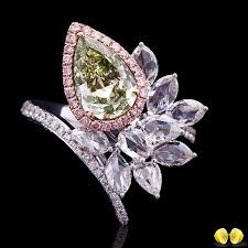 coloured rings jewelry images 107 best intricate colored diamond rings images jpg