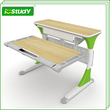 Kids Adjustable Desk by China Height And Angle Adjustable Baby Furniture Kids Writing Desk