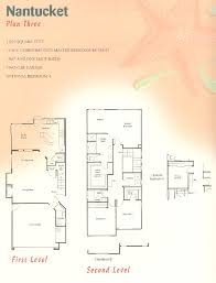 Nantucket Floor Plan by Exterior And Floor Plans The Cape At Southwind Village