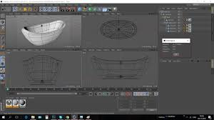 3d model bathtub freestanding cgtrader