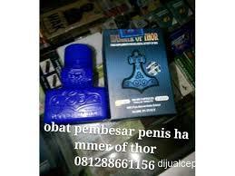 jual obat pembesar penis herbal hammer of thor asli 081288661156