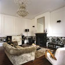 Interior Design Pics Living Room by Gold Ten Ideas To Decorate Your House Ideal Home
