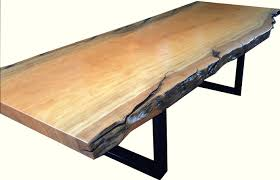 natural edged wood dining room table phases africa african