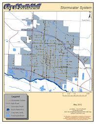 Map Coordinate Systems City Of Scottsbluff Nebraska